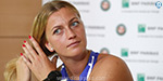 Petra Kvitova has won 'biggest fight' in French Open return after knife attack