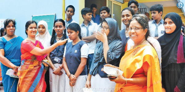 Kolathur Ever's school record