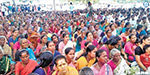 100th day Village People's Struggle in neduvaasal