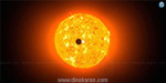 Mercury will pass in front of the sun is a rare event