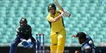 Australia defeated Sri Lanka by 2 wickets