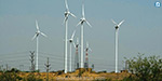 Installing wind to produce electricity