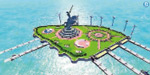 government measures actively to build Shivaji memorial in the middle of the Arabian Sea