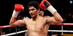 Vijender Singh Wins His Fifth Straight Fight, Leaves French