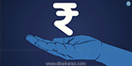 Indian rupee value down at 21 paise against Dollar