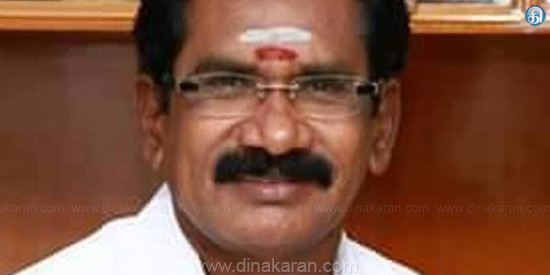 Minister Seloor Raju appreciated MK Stalin works best as Opposition leader