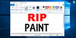 Microsoft Paint to be killed off after 32 years