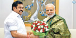 From various ministries of the Central Government To give Tamil Nadu Give 17,000 crores