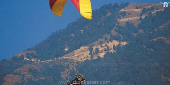 Varagara Paragliding Sites set up in Uttarakhand to attract tourists