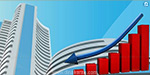 Sensex down 210 points in early trade