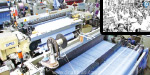 Textile manufacturers deny GST tax rate for 3-day strike