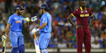 2nd ODI: India Vs West Indies on June 25