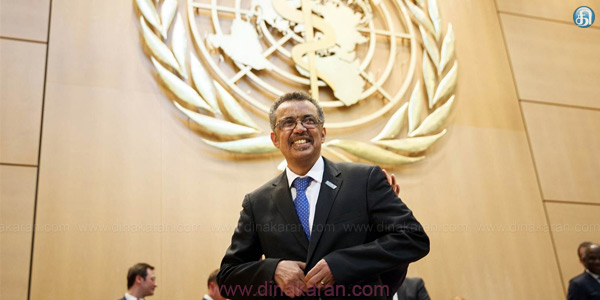 World Health Organization Elects a New Director General from Ethiopia