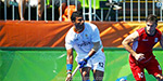 Hockey World League semi-final series Canada lost to 6th place India
