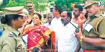 AIADMK teams to fight Amit Shah in Thiruvannamalai Annamalaiyar temple