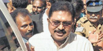 The TTV Dinakaran will be appearing on February 27 at Fera case: Egmore court order
