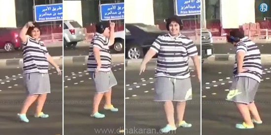 Boy, 14, arrested in Saudi for 'improper public behaviour' by dancing to Macarena in street