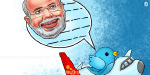 Prime Minister's flight to Dwight: Jaipur Airport