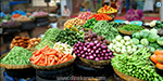 Vegetable prices rise by less arrivals
