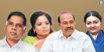 Marxist Secretary of State G.Ramakrishnan: The two teams of the High Command and the corrupt assets