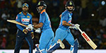 First ODI against Sri Lanka: India won by 9 wickets