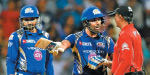Rohit Sharma, Harbhajan fined for arguing with the referee's support, the explanation did not clutter