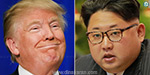 The possibility of ending the US-North Korean conflict is: Donald Trump