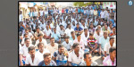 ADMK attack on independent candidate : people protest