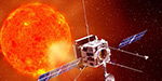 NASA publishes a notification tomorrow, about sending a spacecraft to the sun