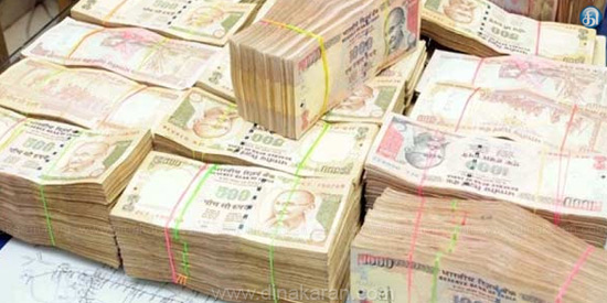 An additional Rs 1,7 lakh crore is deposited