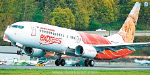 Air India Express from today Chennai - Singapore Airlines