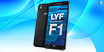 Lyf F1 Smartphone Launched in India