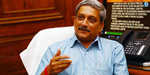 Chopper Deal: Manohar Parrikar To Place Documents In Parliament On May 4