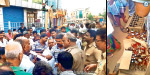 People's siege of bungalows sold in liquor