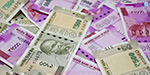 Rupee up 7 paise against dollar