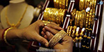 sudden rise in the price of gold
