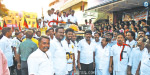 Sewer Project will perform the task: ensuring the DMK candidate tamoanparacan