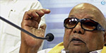 Sri Lanka's Tamil National Alliance leader Karunanidhi thanks to TNA