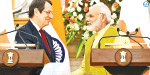 Cyprus chancellor meets with Prime Minister Modi: 4 agreements to sign
