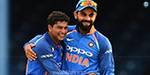 India won the bronze by 105 runs: Kuldeep