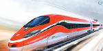 Between Mumbai and Ahmedabad Bullet train project Completed in December 2023