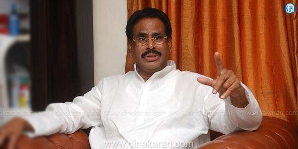 Reason for the AIADMK division : Natarajan interview