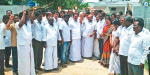 you do not get the petition filed against Ettappi  Dinakaran support MLAs can not return to their home