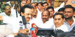 2 corrupt empires in the name of AIADMK integration