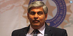 Announced that he will resign from the post of ICC president Shashank Manohar, the annual general meeting in June agreed to the temporary position.