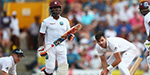 Innings, by 209 runs West Indies fiasco