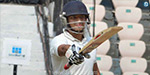 Irani Cup Gujarat 300 for 8 wickets