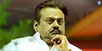 Rajini and Kamal come up with anxiety: Vijayakanth interview