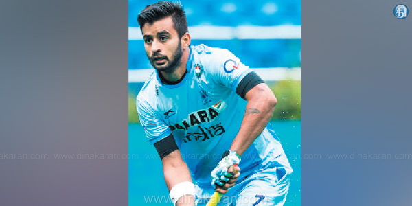 World League semi-final hockey As Indian captain Manfred Singh selection