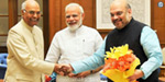 Presidential election victory: leaders Congratulate the Ramnath kovind